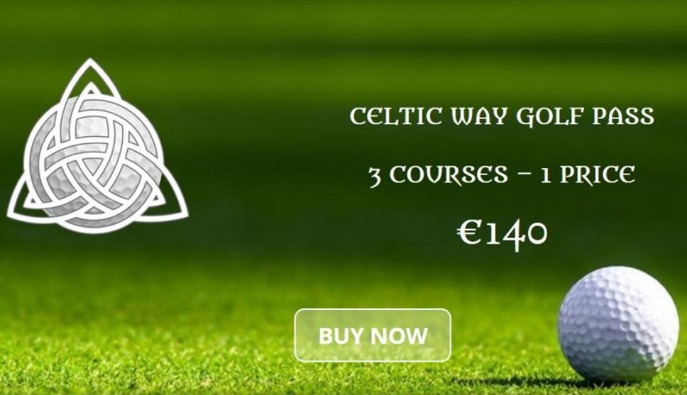 Celtic Way Golf Pass
