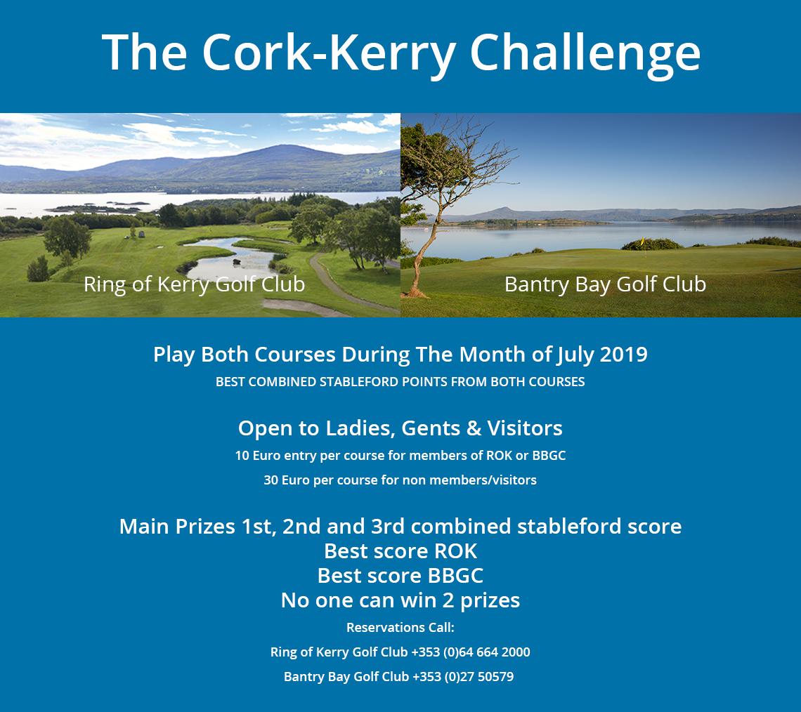 The Cork-Kerry Challenge
