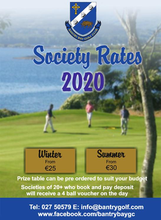 Scoiety Rates 2020