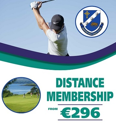 Distance Membership From €296